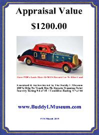 Buying Old Toys, Selling Old Toys, Antique wind up toys for sale, buying antique tin toys, buying old toys free appraisal, buying vintage battery operated toys buying vintage buddy l trucks buying vintage Buddy L Toys, buying vintage marx toys